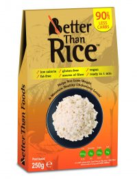 Better Than Instant Rice - LCHF - LOW CARB