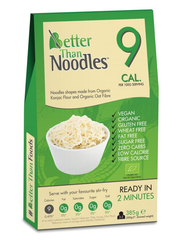 Better Than Noodles - LCHF - Keto - Low Carb